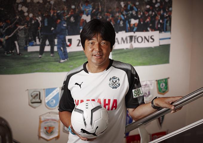 元サッカー日本代表のジュビロ磐田監督 名波浩氏にインタビューしました